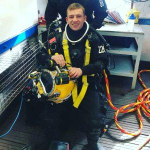 Tom Royal Navy